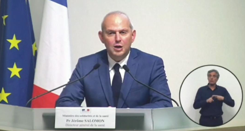 Appel au don de sang_Pr Jérôme Salomon